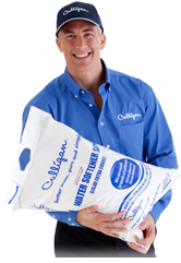 Salt Delivery from your Culligan Man